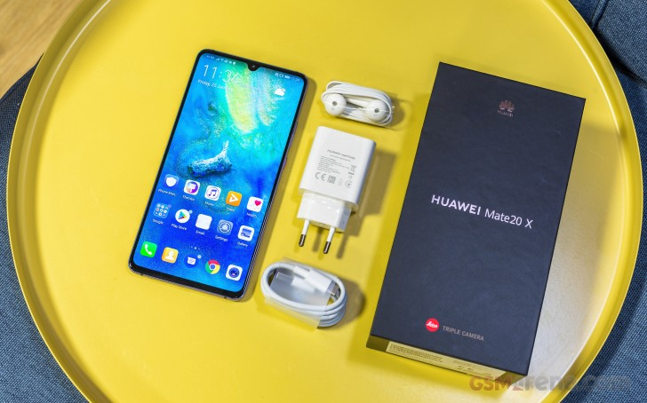 Huawei Mate 20 X review