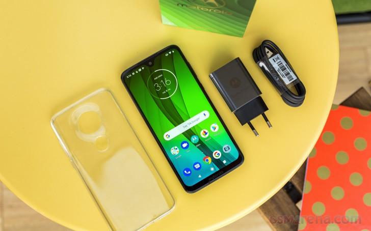 Motorola Moto G7 review