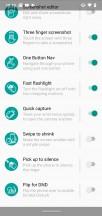 Moto customizations - Motorola Moto G7 review