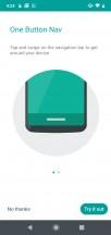 One Button Nav - Motorola Moto G7 review