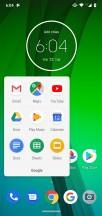 Folder view - Motorola Moto G7 review
