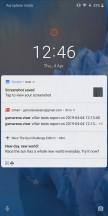 Lockscreen - Nokia 9 PureView review