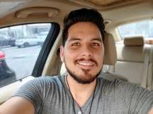Portrait selfies - beautification: 1/3 - f/2.0, ISO 125, 1/50s - Oneplus 7 Pro review