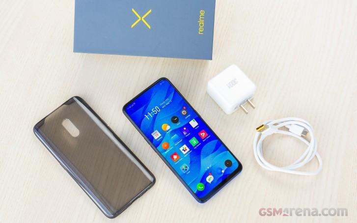 Realme X, review handphone Realme X, review ponsel gamers, Snapdragon 710, Adreno 616 GPU, kamera handphone terbaik,