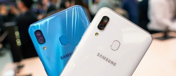 Samsung Galaxy A50, A30, Tab S5e hands-on review