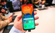 Samsung Galaxy A10, A20, and A30 get their prices slashed in India