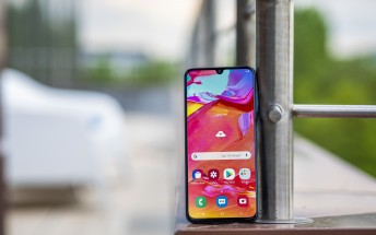 Samsung Galaxy A30 and A70 get new firmware updates