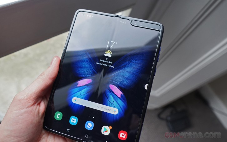 Samsung Galaxy Fold hands-on review