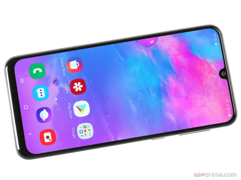 Samsung Galaxy M30 Pictures Official Photos