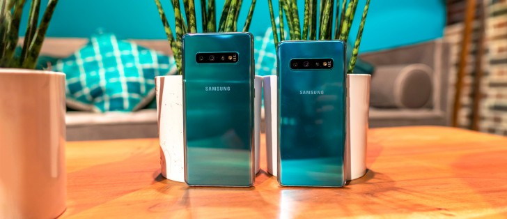 Samsung Galaxy S10, S10+, S10e and S10 5G hands-on review