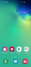 Navigation options - Samsung Galaxy S10 review