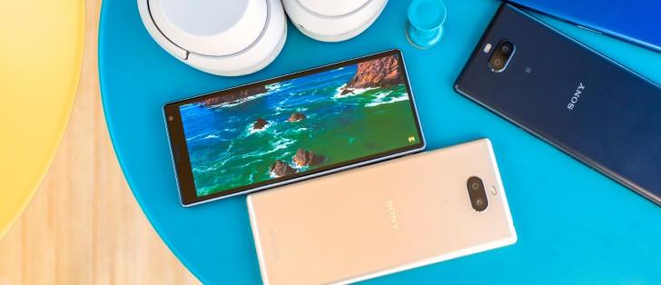 Sony Xperia 10 Plus review - GSMArena com tests