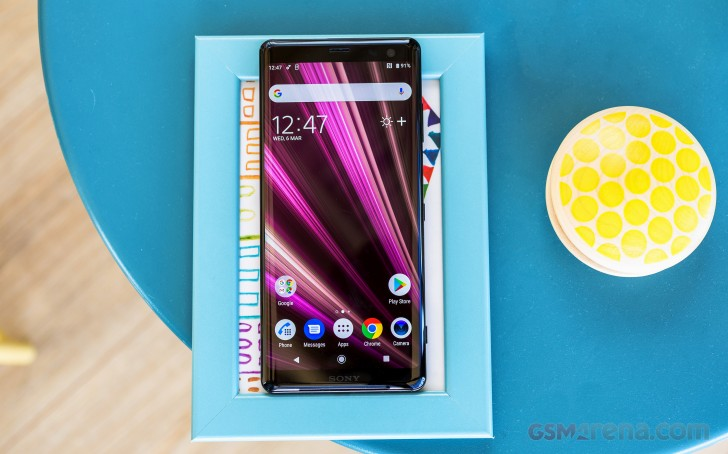 Sony Xperia XZ3 long-term review