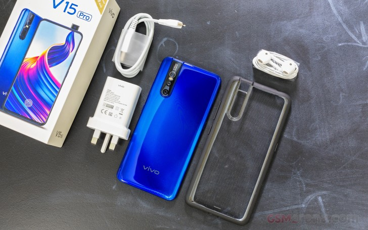 Vivo V15 Pro Hands On review
