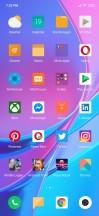 Homescreen - Xiaomi Mi 9 review