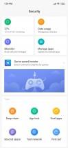Security app - Xiaomi Mi 9 review