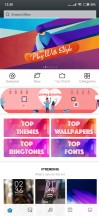 Themes - Xiaomi Mi Mix 3 review