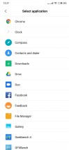 Open an app - Xiaomi Mi Mix 3 review