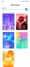 Slider sounds - Xiaomi Mi Mix 3 review