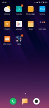 Homescreen - Xiaomi Mi Mix 3 review