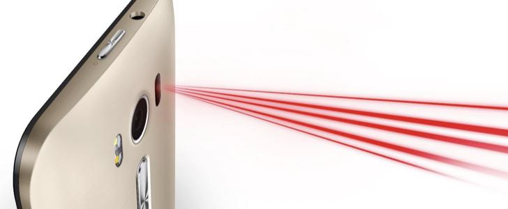 Laser Autofocus system