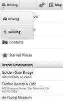 Google Maps on Android gets Walking Navigation, Street View