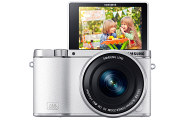The new Samsung NX3000 smart camera is a selfie-obsessed NX1000