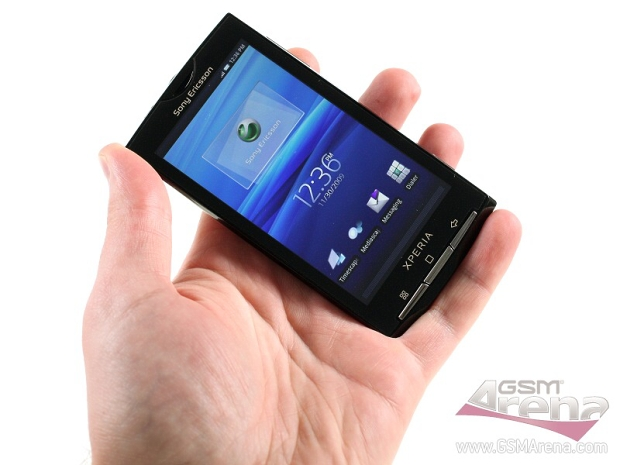 Sony Ericsson XPERIA X10 lands at ours, the demo video