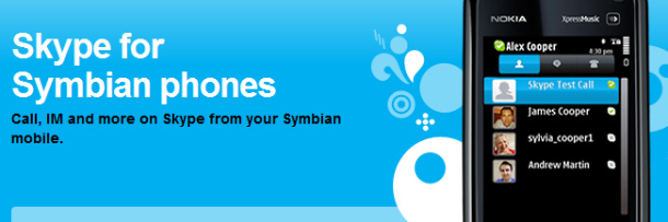 Im+ talk for symbian download.