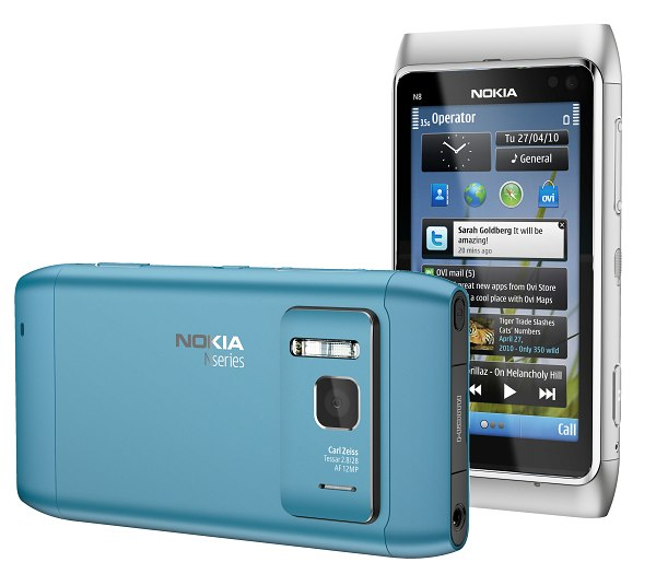 How LARGE is the Nokia N8 large image sensor? Updated!