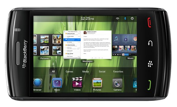 RIM says their QNX tablet UI will replace BlackBerry OS in the future