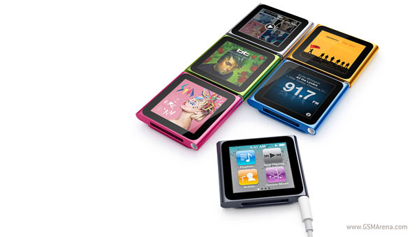 Apple iPod touch, nano and shuffle get facelift, iTunes 10 with Ping
