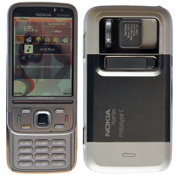 Be Prototype Breaks Chance Nokia N87 This Its A Only Loose Might