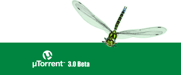 uTorrent 3 0 beta released, can stream videos that are still