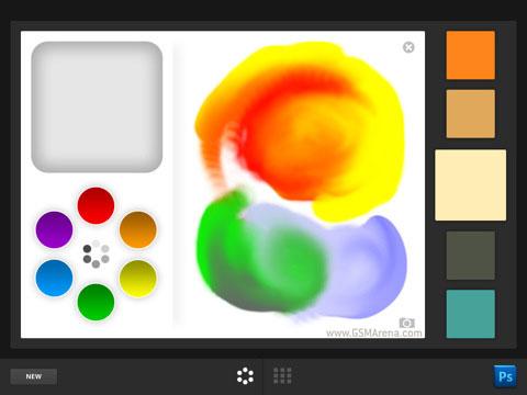 Adobe Eazel, Color Lava and Nav for iPad get new updates