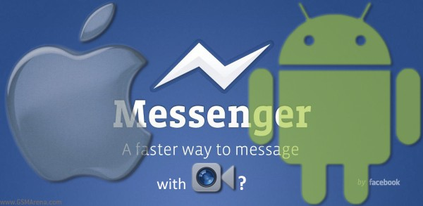 Facebook Messenger now available for iPhone and Android