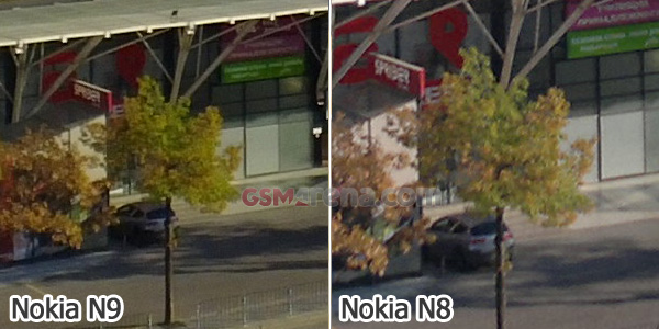 Quick camera comparison: Nokia N9 vs  Nokia N8 [FEATURED]