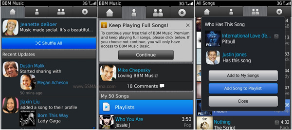 Get bbm music for free for 4 or 6 months movies games and tech.
