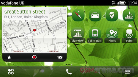 Updated Nokia Maps v3 08 finds a new home on your Symbian