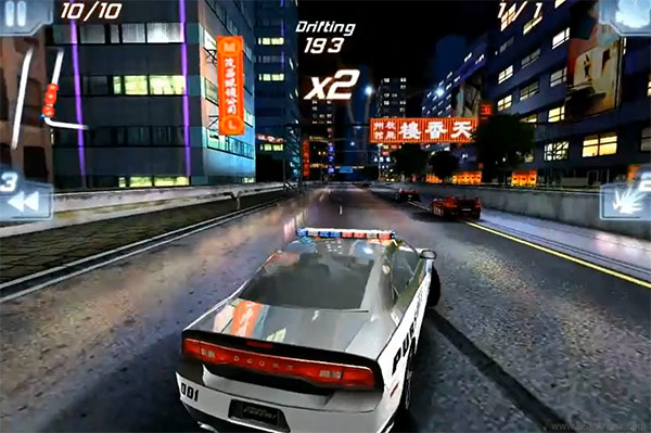 Gameloft will give you 4 iPhone games for free if you like