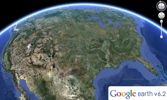 version google earth