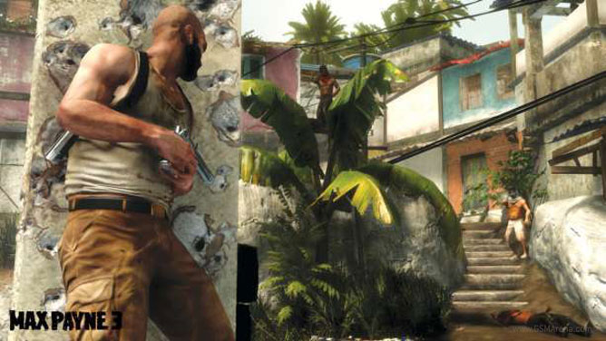 First Max Payne 3 Gameplay Video Pops Up Shows Great Effort From