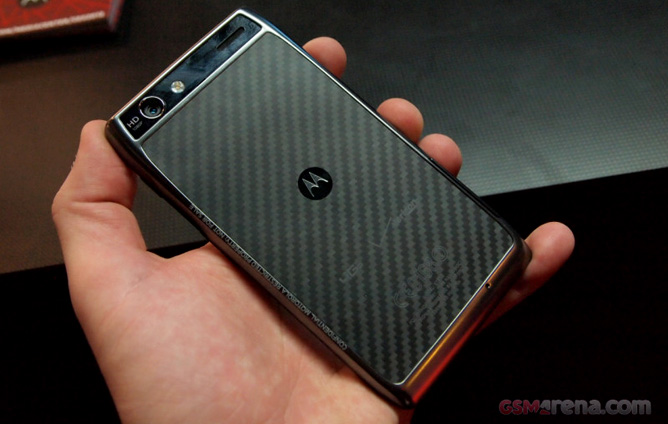 Motorola launches DROID RAZR MAXX promo video, promises ...