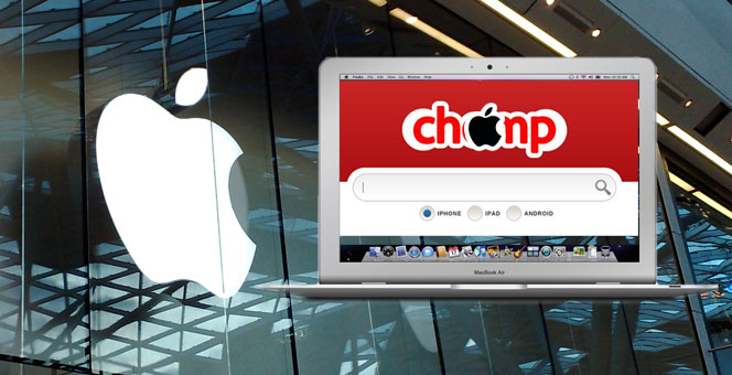 Apple buys mobile app discovery company Chomp for its App