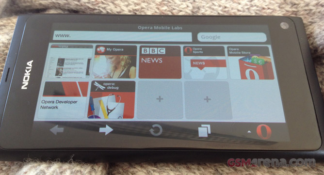 Opera Mobile is now available for the Nokia N9, get it while