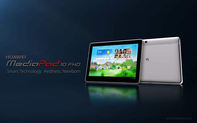 Huawei releases video for the upcoming MediaPad 10 FHD