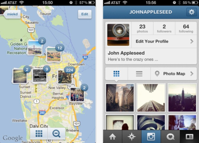 Instagram Gets Another Major Update Adds Location To Your Photo Adventures