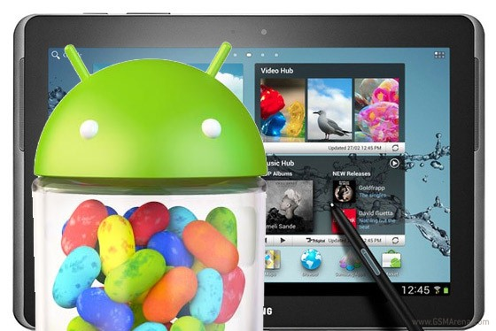 Galaxy Note 10 1 and Tab 2 7 0 get a Jelly Bean OTA ROM leak