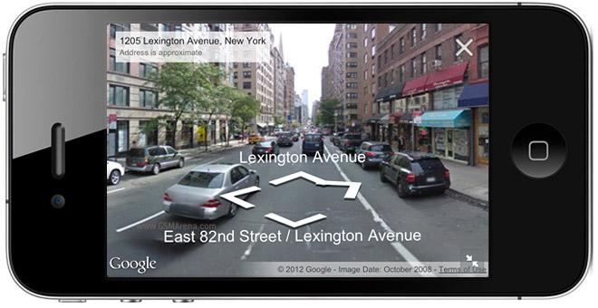 Google Maps App Street View of Dragonsfootball17 on