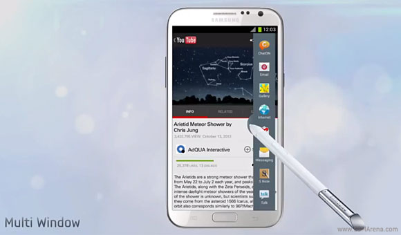 Samsung to bring Multi-Window view to the Galaxy S III in